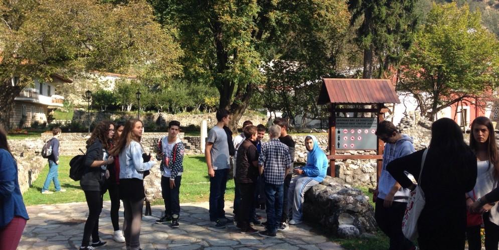 Shëtitje në qytetin e Pejës
