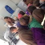 Vizita në Agjencinë e Ushqimit dhe Veterinarisë
