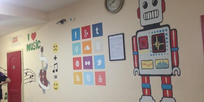 Gjatë kësaj jave në shkollën tonë u mbajt Java e Mësimit të Bazuar në Projekte