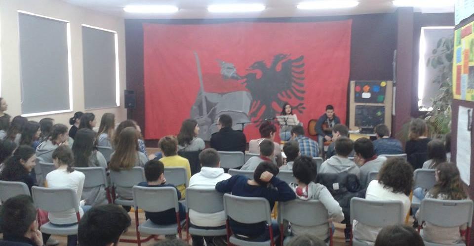 Orë letrarë për Pavarësinë e Kosovës