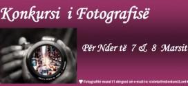 Konkursi i Fotografisë