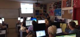 """Punëtoria """"Përdorimi i veglave të TIK-ut gjatë mësimnxënies dhe mësimdhënies"""""""
