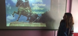 Skënderbeu hero kombëtar
