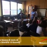 Vizitë e klasave të pesta në Arkivin Shtetëror të Kosovës