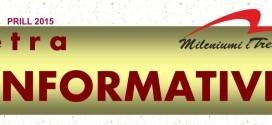 Letra Informative – Prill 2015