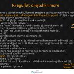 Lorisi 2 - Analize drejtshkrimore